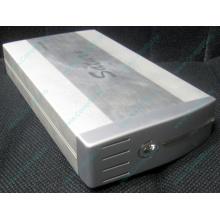 Внешний кейс из алюминия ViPower Saturn VPA-3528B для IDE жёсткого диска в Кемерово, алюминиевый бокс ViPower Saturn VPA-3528B для IDE HDD (Кемерово)