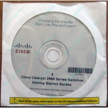 85-5777-01 Cisco Catalyst 2960 Series Switches Getting Started Guides CD (80-9004-01) - Кемерово