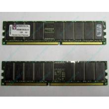 Серверная память 512Mb DDR ECC Registered Kingston KVR266X72RC25L/512 pc2100 266MHz 2.5V (Кемерово).