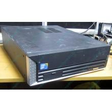 Лежачий четырехядерный компьютер Intel Core 2 Quad Q8400 (4x2.66GHz) /2Gb DDR3 /250Gb /ATX 250W Slim Desktop (Кемерово)