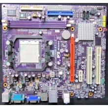 Материнская плата ECS GeForce6100SM-M V:1.0 Б/У (Кемерово)