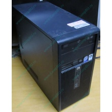 Компьютер Б/У HP Compaq dx7400 MT (Intel Core 2 Quad Q6600 (4x2.4GHz) /4Gb /250Gb /ATX 300W) - Кемерово