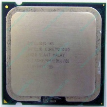 Процессор Intel Core 2 Duo E6420 (2x2.13GHz /4Mb /1066MHz) SLA4T socket 775 (Кемерово)