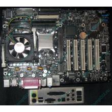 Материнская плата Intel D845PEBT2 (FireWire) с процессором Intel Pentium-4 2.4GHz s.478 и памятью 512Mb DDR1 Б/У (Кемерово)