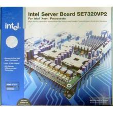 Материнская плата Intel Server Board SE7320VP2 socket 604 (Кемерово)