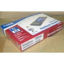 Wi-Fi адаптер D-Link AirPlusG DWL-G630 (PCMCIA) - Кемерово